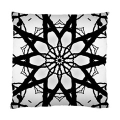 Pattern Abstract Fractal Standard Cushion Case (two Sides)