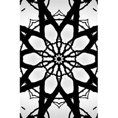 Pattern Abstract Fractal 5 5  X 8 5  Notebooks