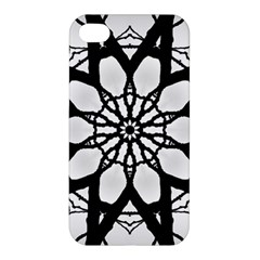 Pattern Abstract Fractal Apple Iphone 4/4s Premium Hardshell Case