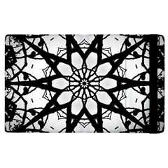 Pattern Abstract Fractal Apple Ipad 2 Flip Case