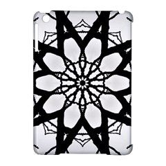 Pattern Abstract Fractal Apple Ipad Mini Hardshell Case (compatible With Smart Cover)