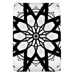 Pattern Abstract Fractal Flap Covers (s)