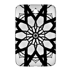 Pattern Abstract Fractal Samsung Galaxy Note 8 0 N5100 Hardshell Case