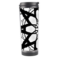Pattern Abstract Fractal Travel Tumbler