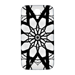Pattern Abstract Fractal Samsung Galaxy S4 I9500/i9505  Hardshell Back Case