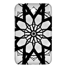 Pattern Abstract Fractal Samsung Galaxy Tab 3 (7 ) P3200 Hardshell Case