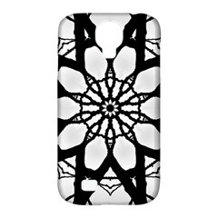 Pattern Abstract Fractal Samsung Galaxy S4 Classic Hardshell Case (pc+silicone)