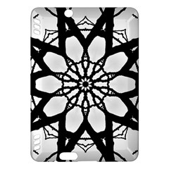 Pattern Abstract Fractal Kindle Fire Hdx Hardshell Case
