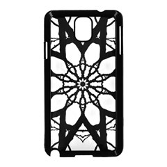 Pattern Abstract Fractal Samsung Galaxy Note 3 Neo Hardshell Case (black)