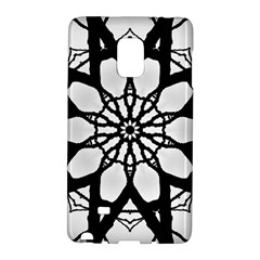 Pattern Abstract Fractal Galaxy Note Edge