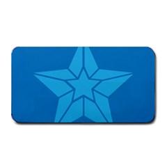 Star Design Pattern Texture Sign Medium Bar Mats