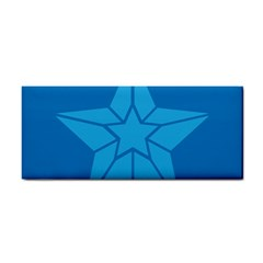Star Design Pattern Texture Sign Cosmetic Storage Cases