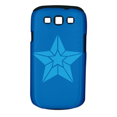 Star Design Pattern Texture Sign Samsung Galaxy S Iii Classic Hardshell Case (pc+silicone)