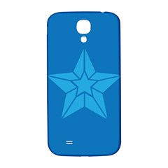 Star Design Pattern Texture Sign Samsung Galaxy S4 I9500/i9505  Hardshell Back Case