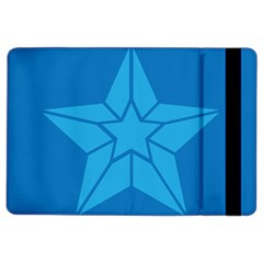 Star Design Pattern Texture Sign Ipad Air 2 Flip