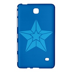 Star Design Pattern Texture Sign Samsung Galaxy Tab 4 (8 ) Hardshell Case