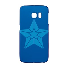 Star Design Pattern Texture Sign Galaxy S6 Edge