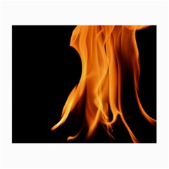 Fire Flame Pillar Of Fire Heat Small Glasses Cloth
