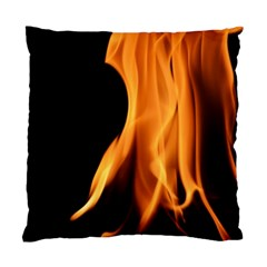 Fire Flame Pillar Of Fire Heat Standard Cushion Case (two Sides)