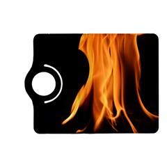 Fire Flame Pillar Of Fire Heat Kindle Fire Hd (2013) Flip 360 Case