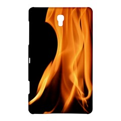 Fire Flame Pillar Of Fire Heat Samsung Galaxy Tab S (8 4 ) Hardshell Case