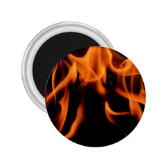 Fire Flame Heat Burn Hot 2 25  Magnets