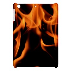 Fire Flame Heat Burn Hot Apple Ipad Mini Hardshell Case