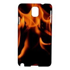 Fire Flame Heat Burn Hot Samsung Galaxy Note 3 N9005 Hardshell Case