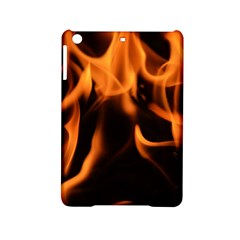 Fire Flame Heat Burn Hot Ipad Mini 2 Hardshell Cases