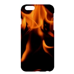 Fire Flame Heat Burn Hot Apple Iphone 6 Plus/6s Plus Hardshell Case