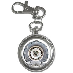 Flat Tire Vehicle Wear Street Key Chain Watches