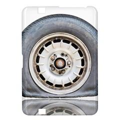 Flat Tire Vehicle Wear Street Kindle Fire Hd 8 9