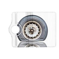Flat Tire Vehicle Wear Street Kindle Fire Hd (2013) Flip 360 Case