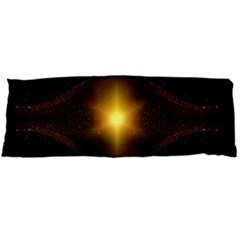 Background Christmas Star Advent Body Pillow Case Dakimakura (two Sides)