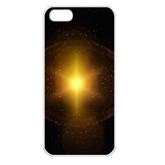 Background Christmas Star Advent Apple Iphone 5 Seamless Case (white)