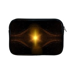 Background Christmas Star Advent Apple Ipad Mini Zipper Cases