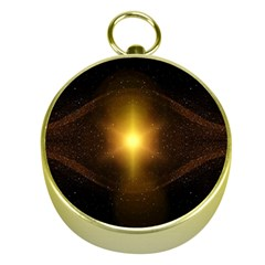 Background Christmas Star Advent Gold Compasses