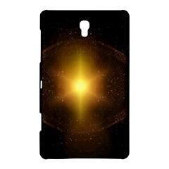 Background Christmas Star Advent Samsung Galaxy Tab S (8 4 ) Hardshell Case