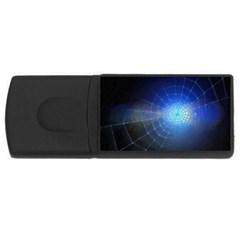 Network Cobweb Networking Bill Usb Flash Drive Rectangular (4 Gb)