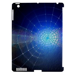 Network Cobweb Networking Bill Apple Ipad 3/4 Hardshell Case (compatible With Smart Cover)
