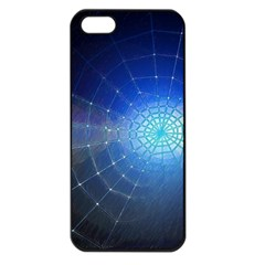 Network Cobweb Networking Bill Apple Iphone 5 Seamless Case (black)