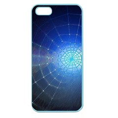 Network Cobweb Networking Bill Apple Seamless Iphone 5 Case (color)