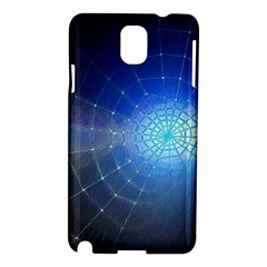 Network Cobweb Networking Bill Samsung Galaxy Note 3 N9005 Hardshell Case