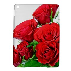 A Bouquet Of Roses On A White Background Ipad Air 2 Hardshell Cases
