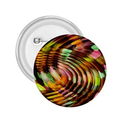 Wave Rings Circle Abstract 2 25  Buttons