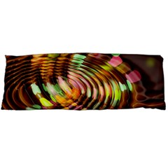 Wave Rings Circle Abstract Body Pillow Case Dakimakura (two Sides)