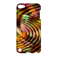 Wave Rings Circle Abstract Apple Ipod Touch 5 Hardshell Case