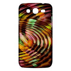 Wave Rings Circle Abstract Samsung Galaxy Mega 5 8 I9152 Hardshell Case