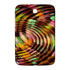 Wave Rings Circle Abstract Samsung Galaxy Note 8 0 N5100 Hardshell Case