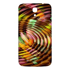 Wave Rings Circle Abstract Samsung Galaxy Mega I9200 Hardshell Back Case